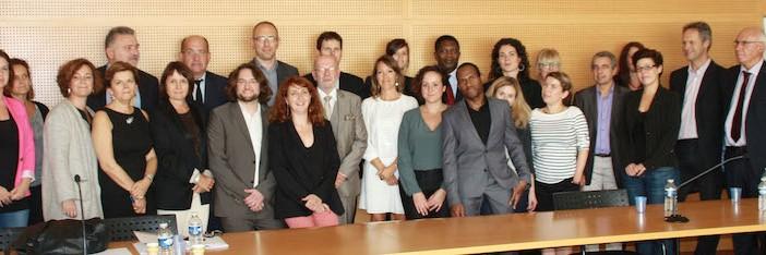 Signature de la 1ere convention de Justice Restaurative entre l'APCARS et le SPIP du Val d'Oise