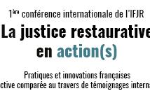 Conférence IFJR